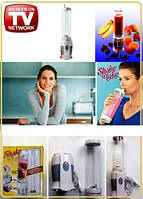 Блендер для молочных и фруктовых коктейлей Shake N Take, фото 1