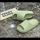 Шлепанцы женские пенка Адидас Yeezy Slide, фото 2