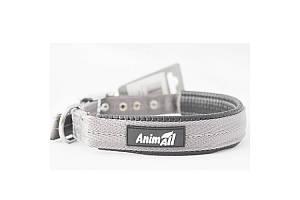 AnimAll ошейник для собак, L, серый