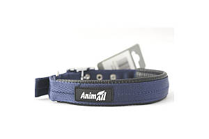 AnimAll ошейник для собак, L, синий