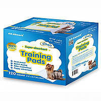 Пелюшки для собак 45х60 см, 120 шт, All-Absorb (Олл-Абсорб) Regular