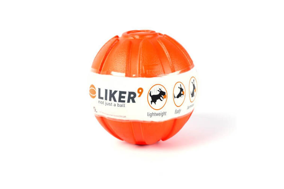 Collar Liker игрушка для собак мячик, 9 см