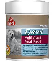 8 in 1 (8 в 1) Excel Multi Vitamin Small Breed вітаміни для собак дрібних порід 70 таб.