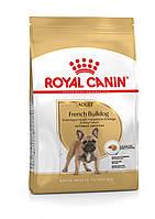 Royal Canin French Bulldog Adult 3 кг - корм для взрослых собак породы французский бульдог старше 12 месяцев