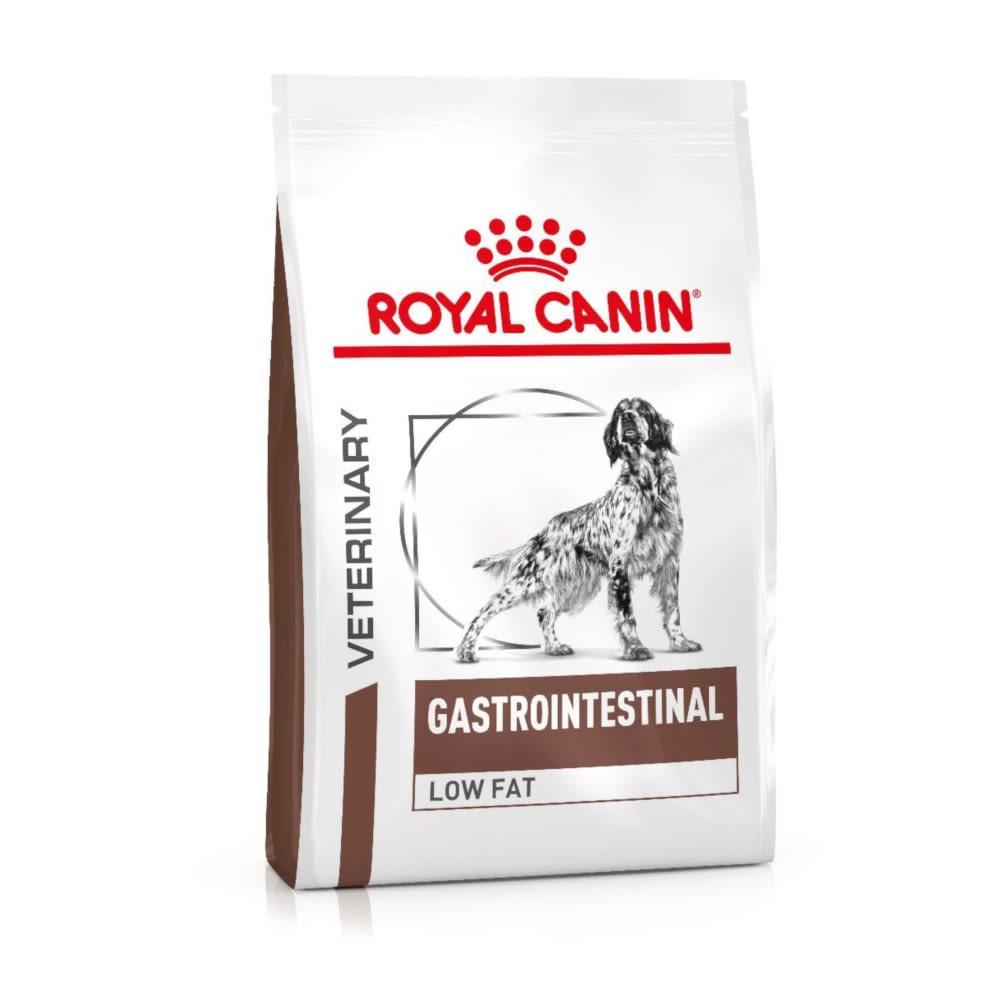 Корм Royal Canin Gastro Intestinal Low Fat 1.5 кг с ограниченным содержанием жиров при нарушениях пищеварения