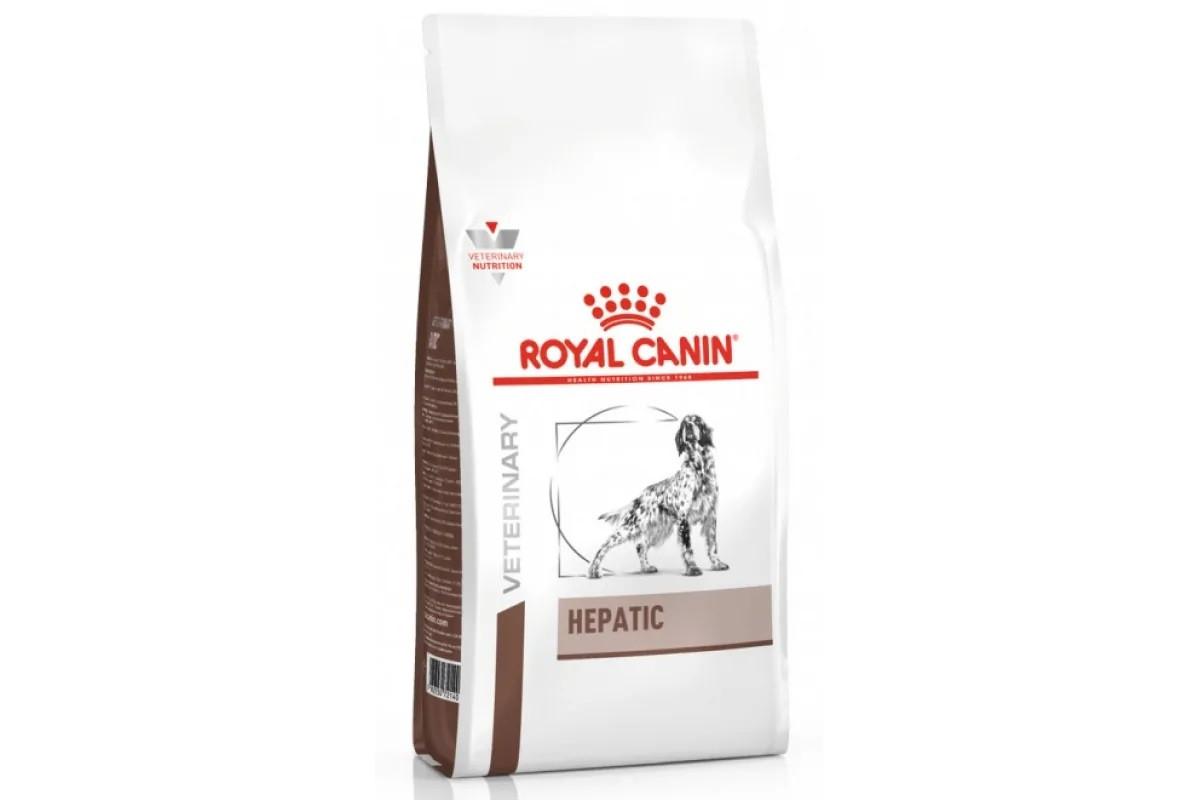 Сухий корм Royal Canin Hepatic Canine 12 кг для собак при захворюванні печінки