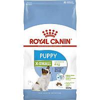 Корм Royal Canin X-Small Puppy 3 кг для цуценят мініатюрних порід до 10 місяців