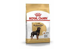 Royal Canin Rottweiler Adult 3 кг - Корм для Ротвейлеров от 18 мес.