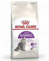 Royal Canin Sensible 4 кг - Корм для кошек с чувствительной пищеварительной системой