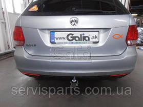 Фаркоп Volkswagen GOLF VI 2009 - (Фольксваген Гольф), фото 2