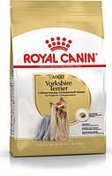 Royal Canin Yorkshire Terrier Adult 7,5 кг - корм для собак породы Йоркширский терьер от 10 месяцев