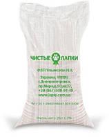 Чисті лапки 20 кг - Деревне наповнювач для котячого туалету