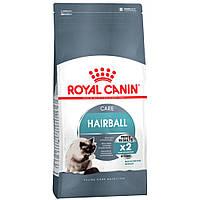 Royal Canin Hairball Care 10 кг - Корм для выведения комков шерсти у котов