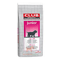 Корм Royal Canin Club Pro Junior 20 кг для щенков от 2 до 12 месяцев