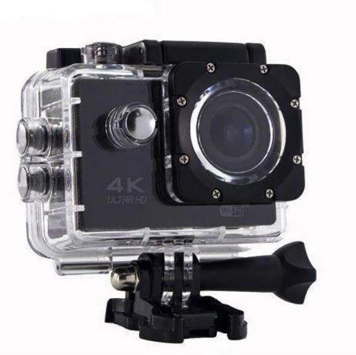 Экшн-камера 4K Ultra HD Action Camera WIFI S-2