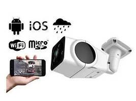 Видеокамера для наблюдения WIFI IP V380-K5-360-130W