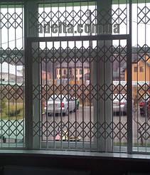 Решетки на окна для офиса