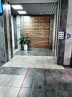 Плитка стіна / підлога Kendal сірий 307х607мм Неслизька керамогранітна плитка