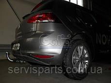 Фаркоп Volkswagen Golf VII 2012 - (Фольксваген Гольф), фото 3