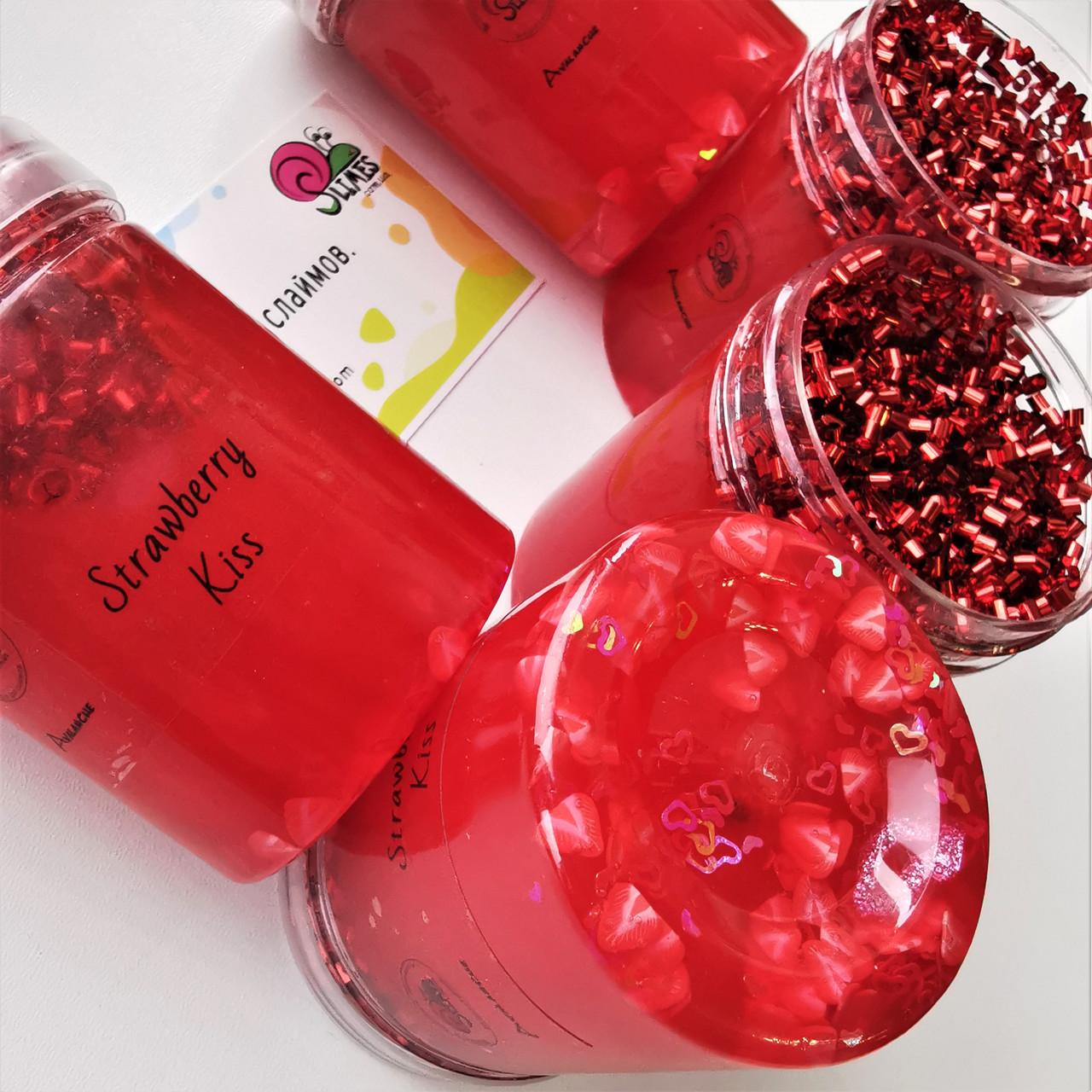 """Слайм """"Strawberry Kiss"""" 150 мл"""