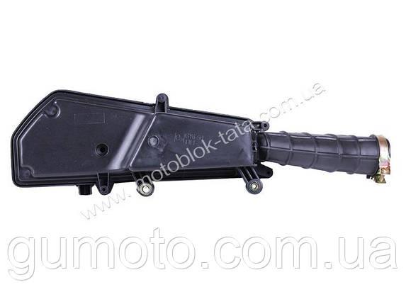 Фильтр воздушный в сборе (длинная нога) - 50CC4T Y-BOX, фото 2