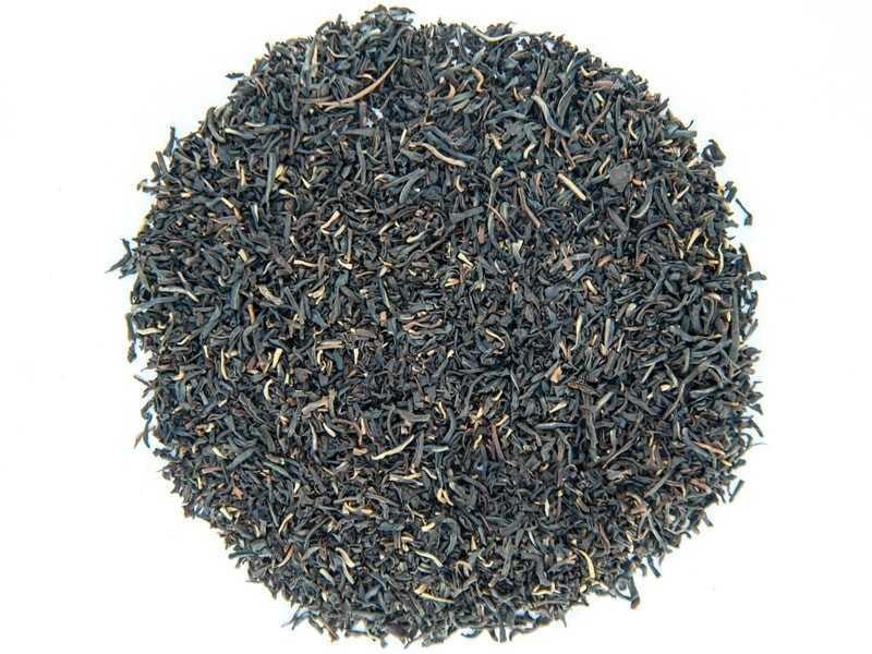 Чай Teahouse Тиахаус Серебряные типсы Цейлона 250 г Tea Teahouse Ceylon silver tips 250 g