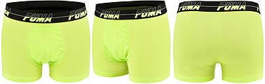 Труси Puma Boxers XL (2 шт) Синій/Зелений, фото 3
