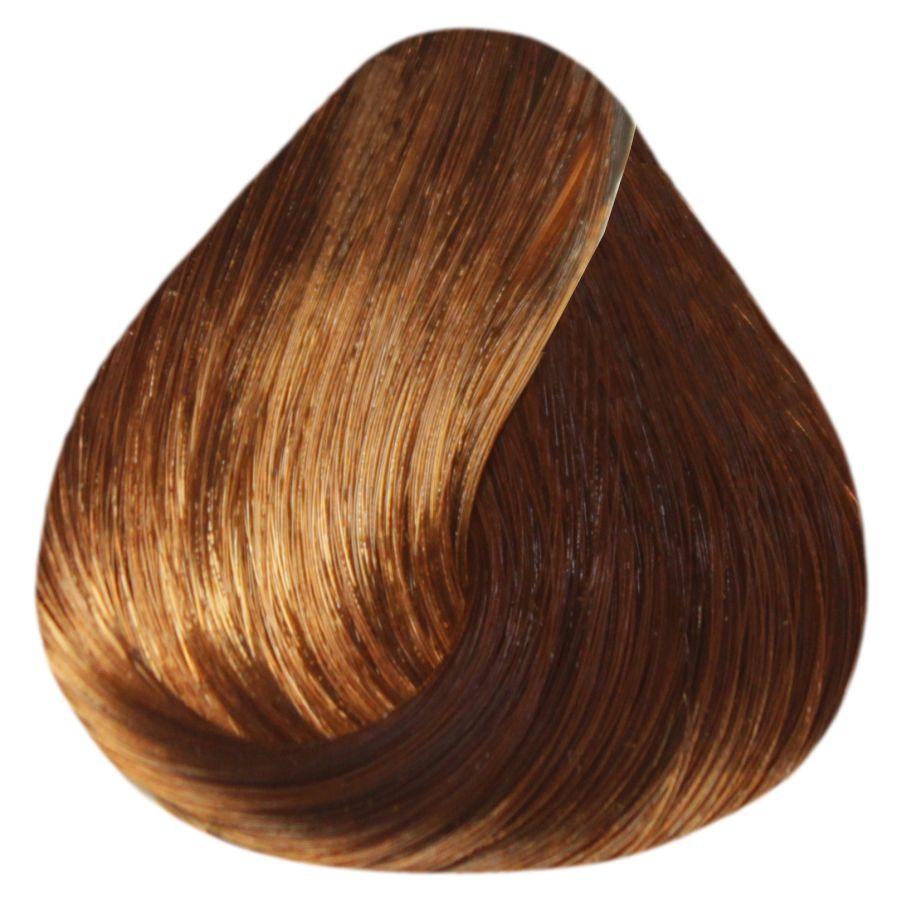 """7/41 """"русый медно-пепельный"""" Крем-краска для волос ESTEL De Luxe 60 мл."""