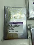 Жорсткий диск  HDD Western Digital Purple 8TB WD82PURZ, фото 3