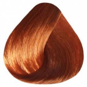 """7/44 """"русый медный интенсивный"""" Крем-краска для волос ESTEL De Luxe 60 мл."""