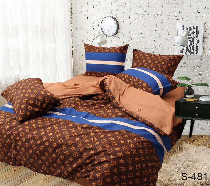 ТМ TAG Комплект постельного белья с компаньоном S481