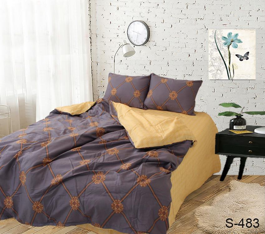 ТМ TAG Комплект постельного белья с компаньоном S483