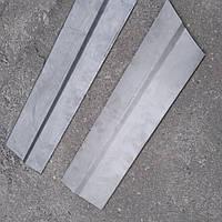 Ремонтна вставка (низ фільонки) двері задньої панелі ,ліва або права ваз-2110,2111,2112,2170