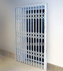 Раздвижные решетки для квартиры