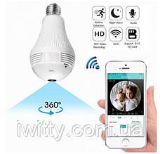 WiFi камера-лампочка видеонаблюдения FV-A3608-960PH(L) / 9592