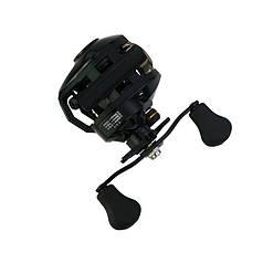 Котушка мультипликаторная Reelsking GBS 200 Black Right рибальська