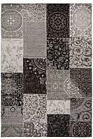 Ексклюзивний килим Шеніл сірий 1,2 х 1,7 м., фото 1