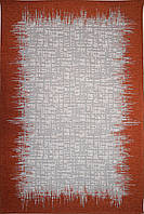 Стильний килим Шеніл 1,2 х 1,8 м, турецький килим на підлогу, безворсовий килим, фото 1