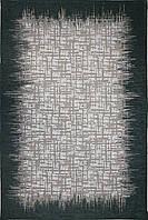 Красивий килим Шеніл сірий 1,5 х 1,8 м.