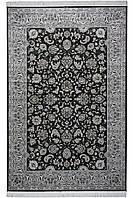 Натуральний килим 1,6х2,3м, бельгійський килим на підлогу, килим віскоза, фото 1