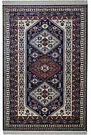 Натуральний килим 2х3м, бельгійський килим на підлогу, килим віскоза, фото 1