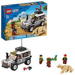 Конструктор LEGO 60267 City Внедорожник для сафари Safari Off-Roader Дания