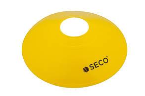 Тренувальна фішка SECO червона, кольори в асортименті Жовтий