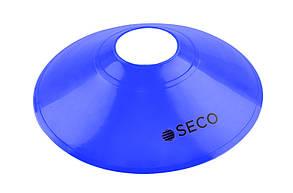 Тренувальна фішка SECO червона, кольори в асортименті: Синій