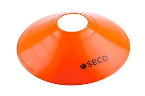 Тренувальна фішка SECO червоний, Оранжевий кольори в асортименті
