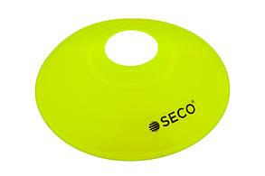 Тренувальна фішка SECO, кольори в асортименті Салатовий