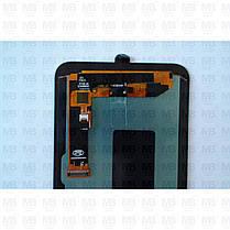 Дисплей с сенсором Samsung A605 Galaxy A6 plus 2018 OLED Black!, фото 3