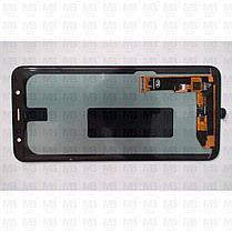 Дисплей с сенсором Samsung A605 Galaxy A6 plus 2018 OLED Black!, фото 2