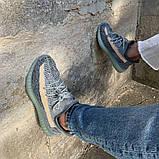 Кроссовки Adidas Yeezy boost 350 v2 Ash Blue, фото 5