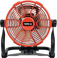 Вентилятор напольный гибридный 23 см YATO YT-82933
